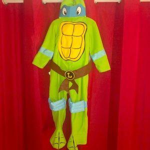 Leonardo Ninja Turtle Costume - 3T-4T